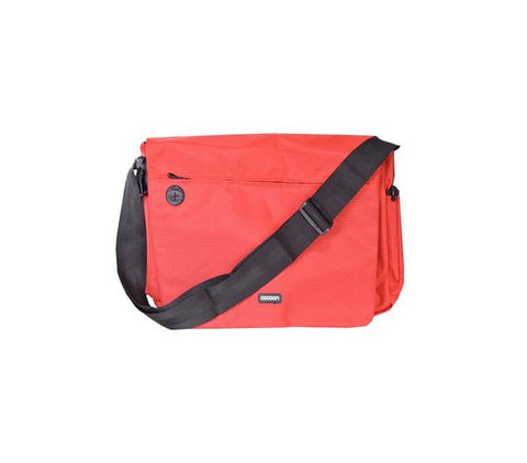 "17"" Laptop Messenger Bag w/Grid-It System"