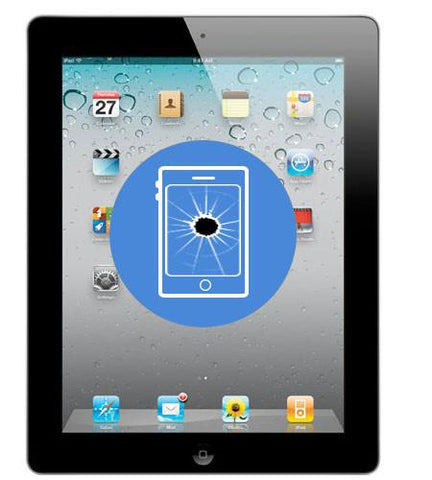 iPad 2 <br/>Glass & LCD Replacement - Cary Grove Computer Repair