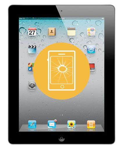 iPad 2 <br/>Glass Replacement - Cary Grove Computer Repair