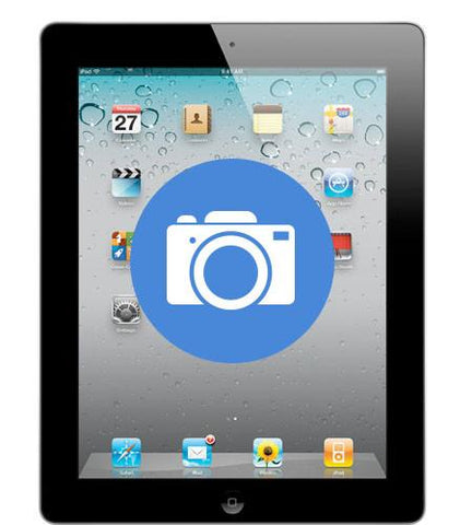 iPad 2 <br/>Camera Repair - Cary Grove Computer Repair