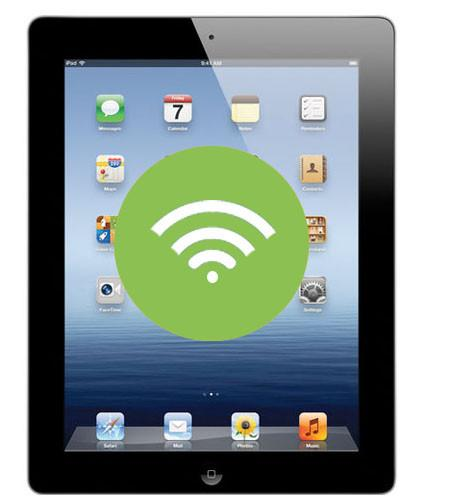 iPad 4 <br/>WiFi Repair - Cary Grove Computer Repair