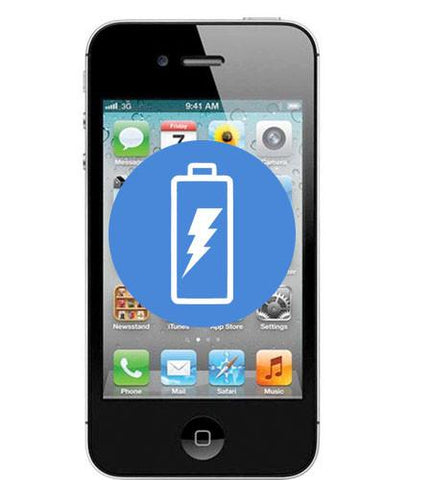 iPhone 4 <br/>Battery Replacement - Cary Grove Computer Repair