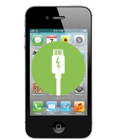 iPhone 4 <br/>Charging Dock Repair - Cary Grove Computer Repair