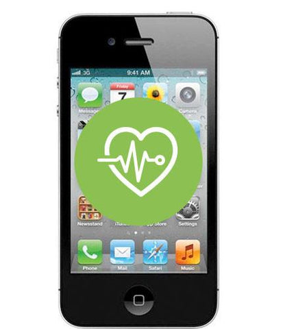 iPhone 4 <br/>Diagnostic Service - Cary Grove Computer Repair