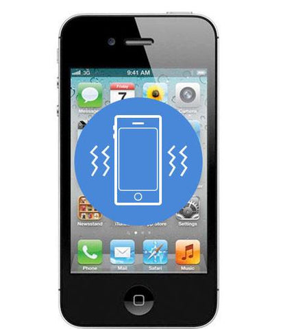 iPhone 4 <br/>Vibrator Repair - Cary Grove Computer Repair