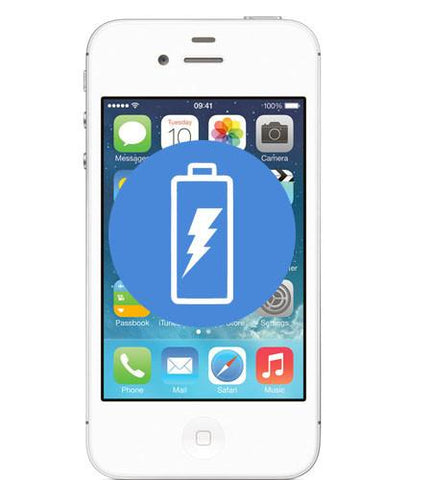 iPhone 4s <br/>Battery Replacement - Cary Grove Computer Repair