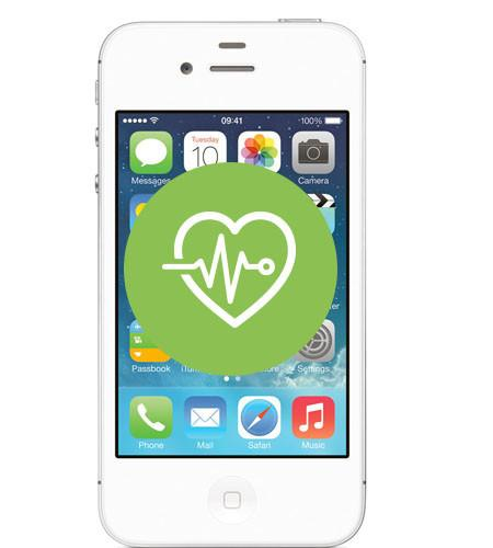 iPhone 4s <br/>Diagnostic Service - Cary Grove Computer Repair