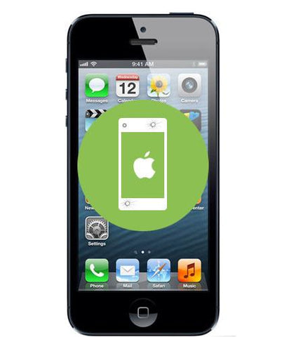 iPhone 5 <br/>Back Glass Replacement - Cary Grove Computer Repair