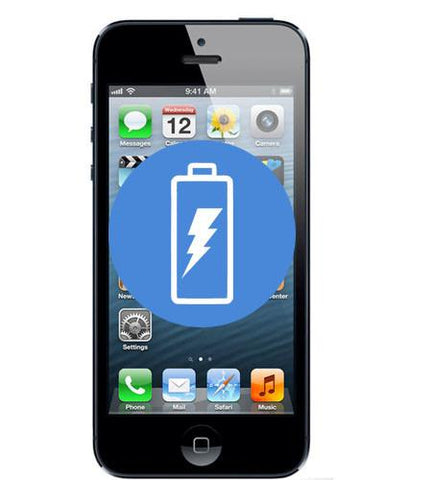 iPhone 5 <br/>Battery Replacement - Cary Grove Computer Repair