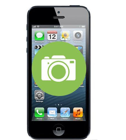 iPhone 5 <br/>Camera Repair - Cary Grove Computer Repair