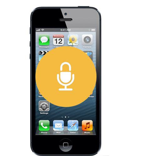 iPhone 5 <br/>Microphone Repair - Cary Grove Computer Repair