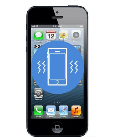 iPhone 5 <br/>Vibrator Repair - Cary Grove Computer Repair