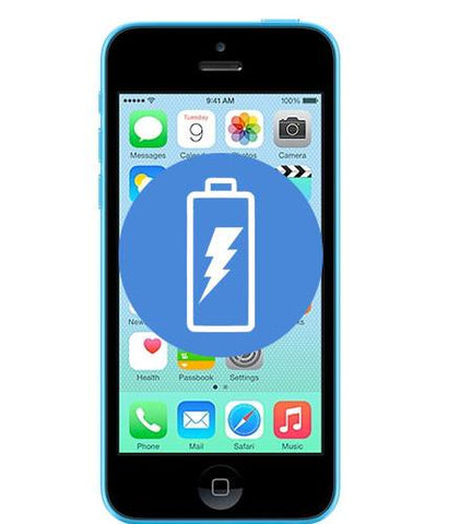 iPhone 5c <br/>Battery Replacement - Cary Grove Computer Repair