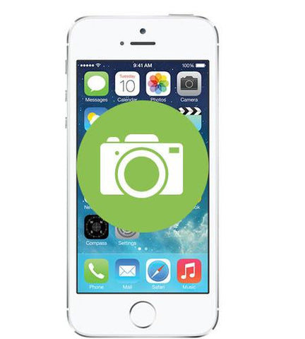 iPhone 5s <br/>Camera Repair - Cary Grove Computer Repair