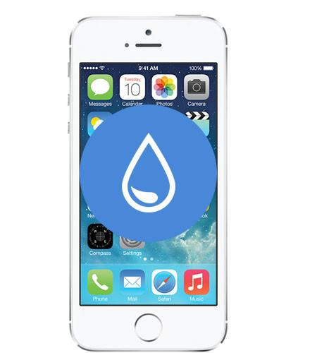 iPhone 5s <br/>Water Damage <br/>Diagnostic Service - Cary Grove Computer Repair