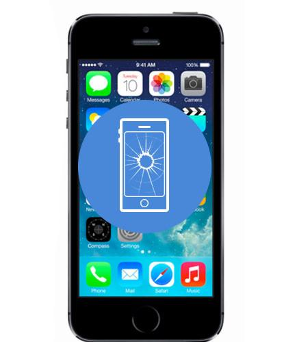 iPhone 5s <br/>Screen Replacement - Cary Grove Computer Repair