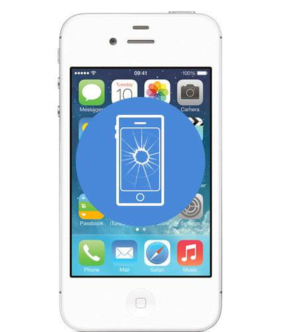 iPhone 4s <br/>Screen Replacement - Cary Grove Computer Repair