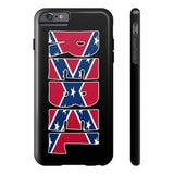 rebel confederate phone case