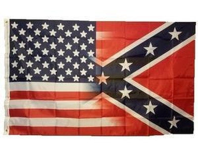 """American Confederate Flag"""