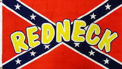 Rebel Redneck Confederate Flag 3' by 5'