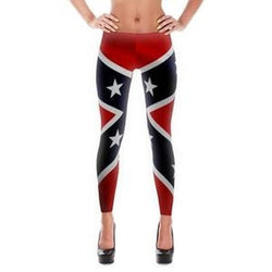 Confederate flag Leggings