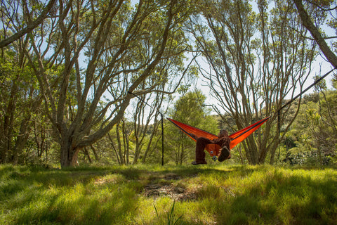 Relax NZ Hammock Adventure Travel Outdoor Sasquatch