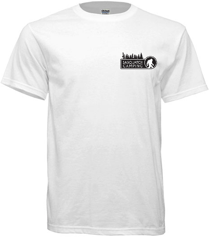 Support Shirt - Sasquatch Camping - 1