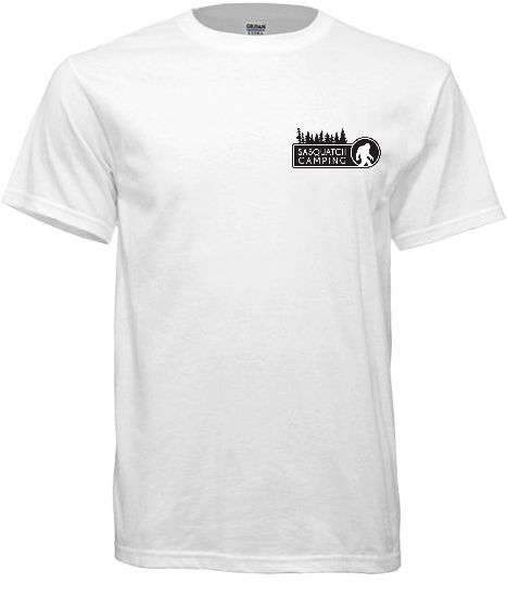 Support Shirt - Sasquatch Camping