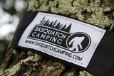 Camping Hammock: Double Squatch | BLUE | FREE SHIPPING