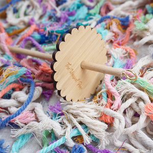 Scrap Yarn Spinning Kit