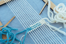 Load image into Gallery viewer, The Woven Home: Easy Frame Loom Projects to Spruce Up your Living Space