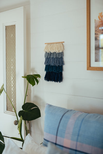 Pre-Order My Book | The Woven Home: Easy Frame Loom Projects to Spruce Up your Living Space