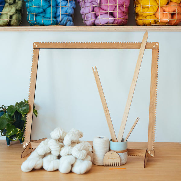Fibre Art Supplies for modern crafters  Weaving, spinning and dyeing