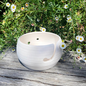 Custom Yarn Bowl - Choose your glaze