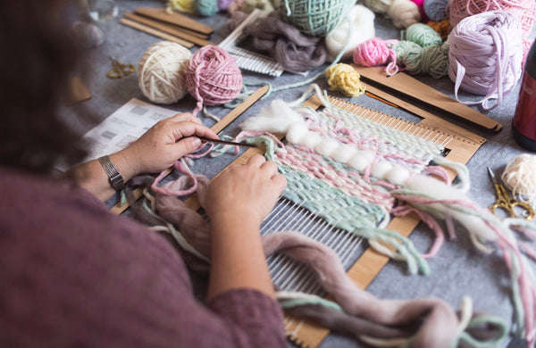 Weaving Workshop February 2020