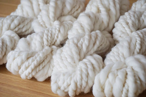 Handspun Yarn - Pure