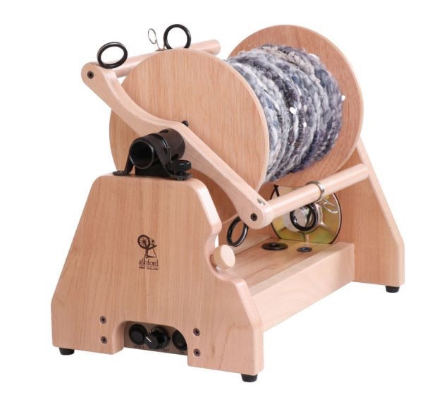 E-Spinner Super Jumbo - electric spinning wheel