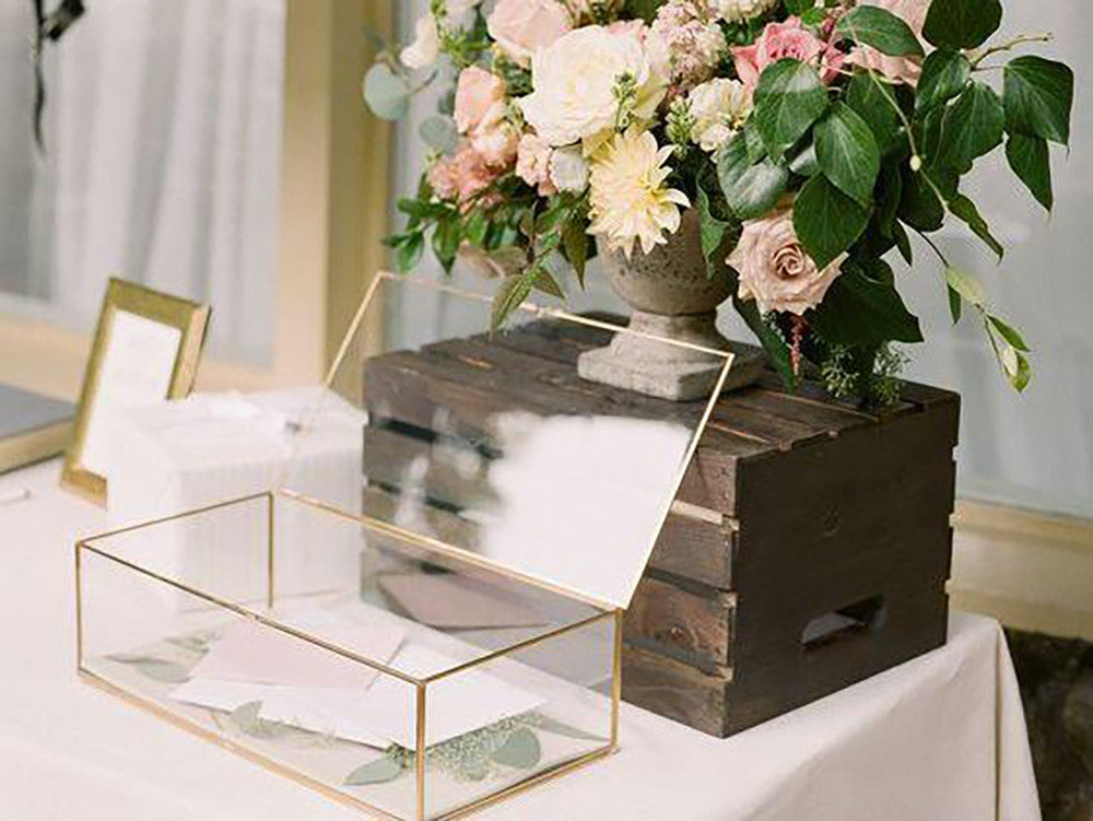 Wedding Wishing Well.4 Ways To Choose The Right Wording For Your Wedding Wishing