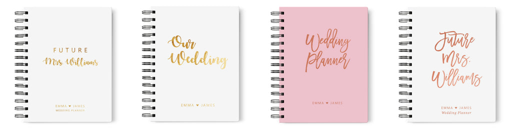 Personalized wedding planners
