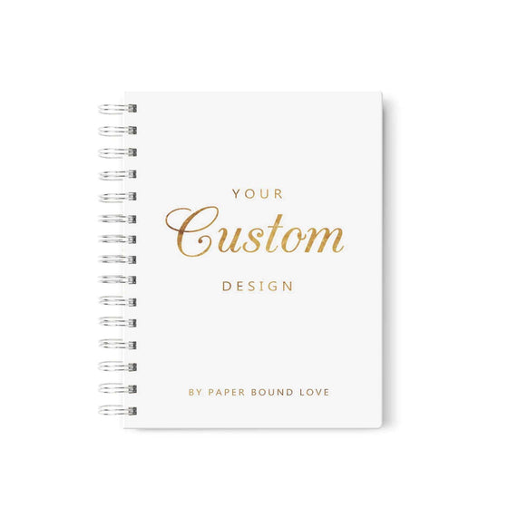 Custom Polaroid Guest Book