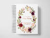 Marsala | Maroon Wedding Planner