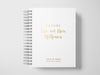 Future Mr & Mrs | Gold Foil Wedding Planner