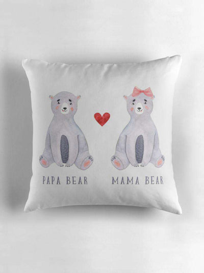 Papa and Mama Bear-Paper Bound Love