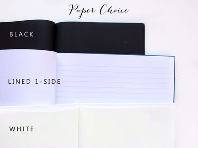Custom Design | Landscape-Paper Bound Love