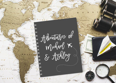 Adventures of ... | Travel Journal Scrapbook