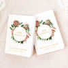 Protea Wedding Vow Books
