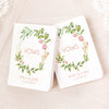 Greenery Vow Books