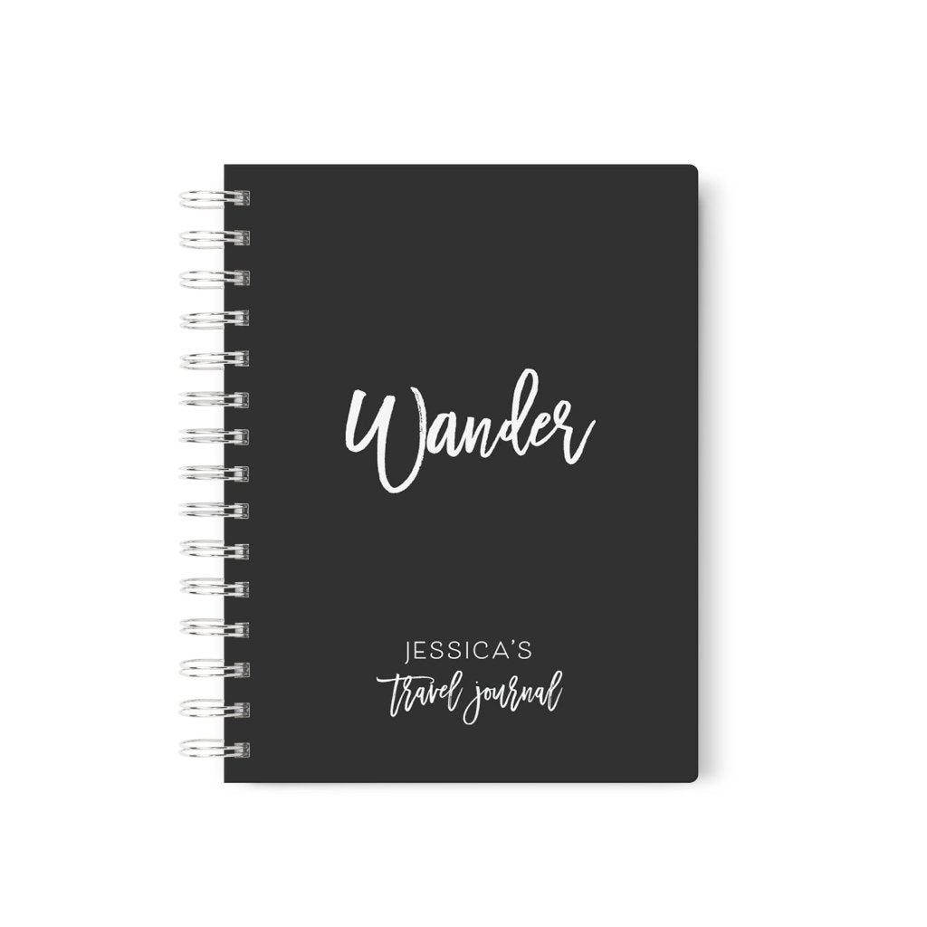 Wander | Personalized Travel Journal