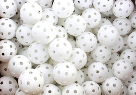 Floorballs Generation White