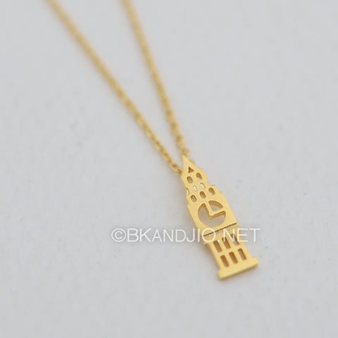 Big Ben Necklace